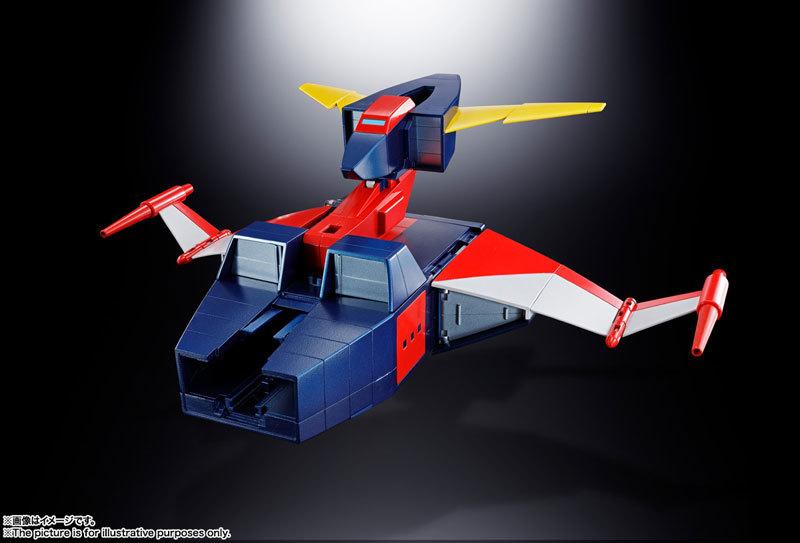 超合金魂 GX-66R 無敵ロボ トライダーG7FIGURE-059623_05