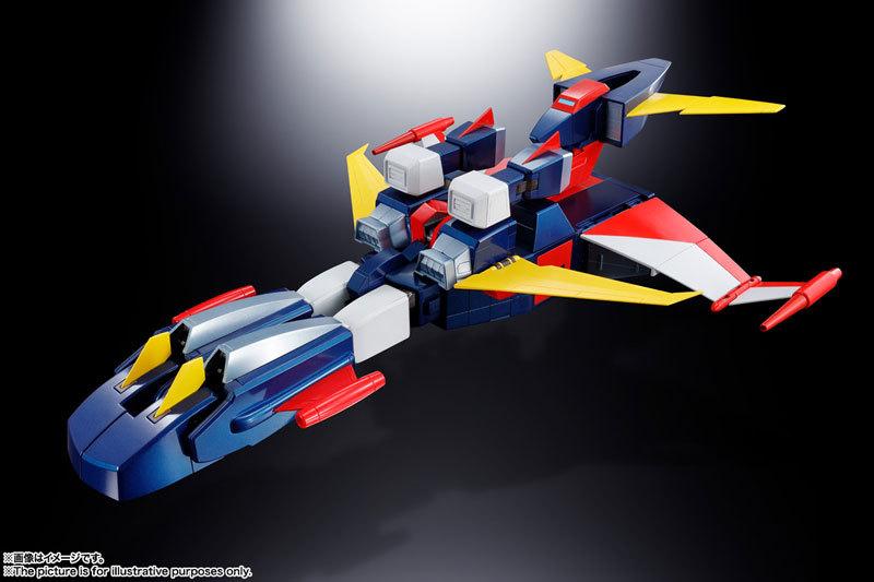 超合金魂 GX-66R 無敵ロボ トライダーG7FIGURE-059623_07