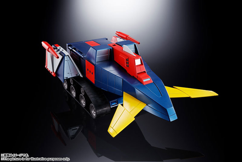 超合金魂 GX-66R 無敵ロボ トライダーG7FIGURE-059623_08
