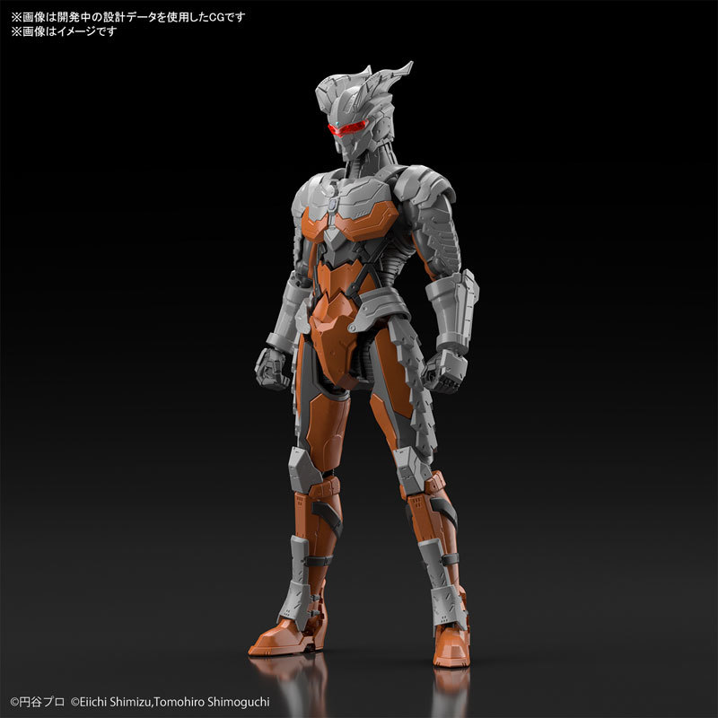 Figure-rise Standard ULTRAMAN SUIT DARKLOPS ZERO -ACTION- プラモデルFIGURE-060530_02