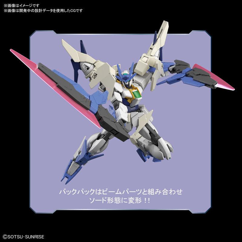 HGBD:R 1144 ダブルオーガンダム系新機体 プラモデルTOY-GDM-5027_04