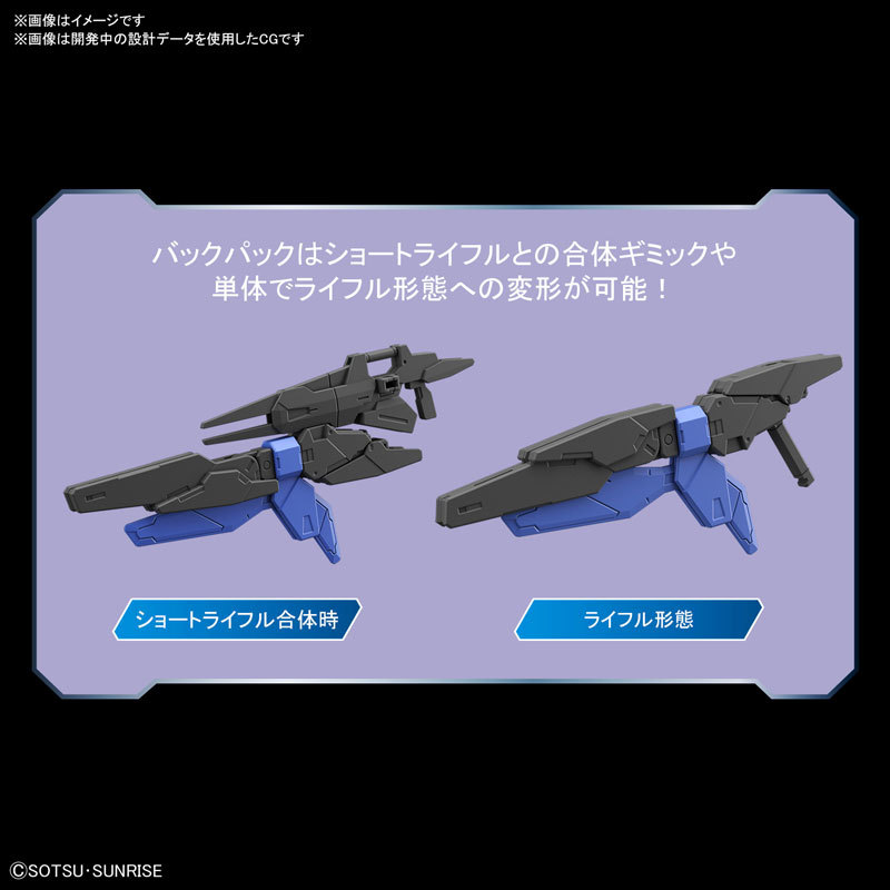 HGBD:R 1144 ダブルオーガンダム系新機体 プラモデルTOY-GDM-5027_05