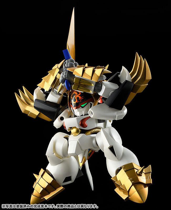 PLAMAX MS-07 真魔神英雄伝ワタル 鋼衣龍王丸 プラモデルTOY-RBT-5469_03