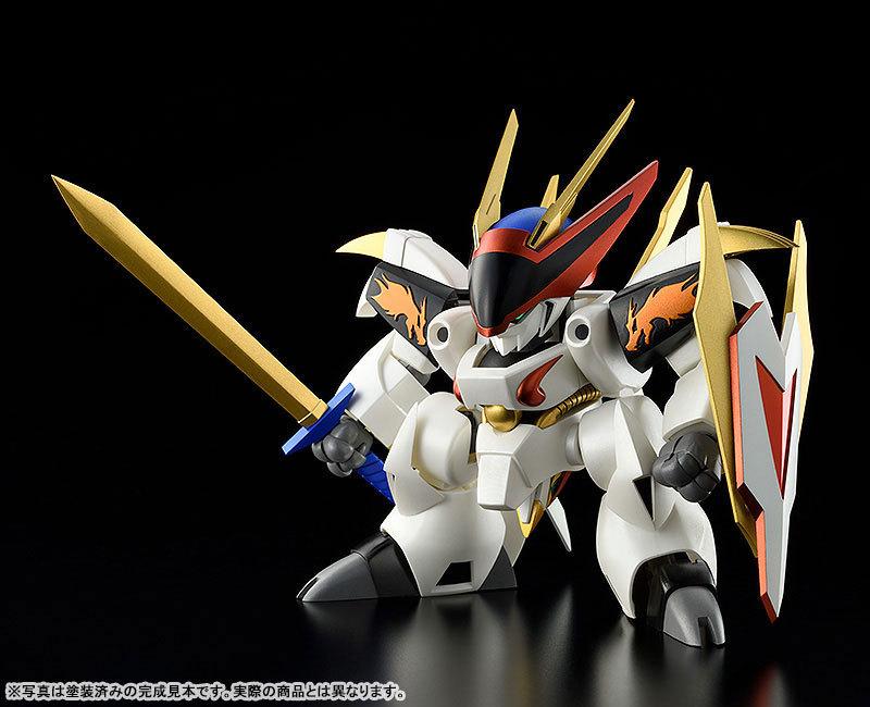 PLAMAX MS-07 真魔神英雄伝ワタル 鋼衣龍王丸 プラモデルTOY-RBT-5469_05
