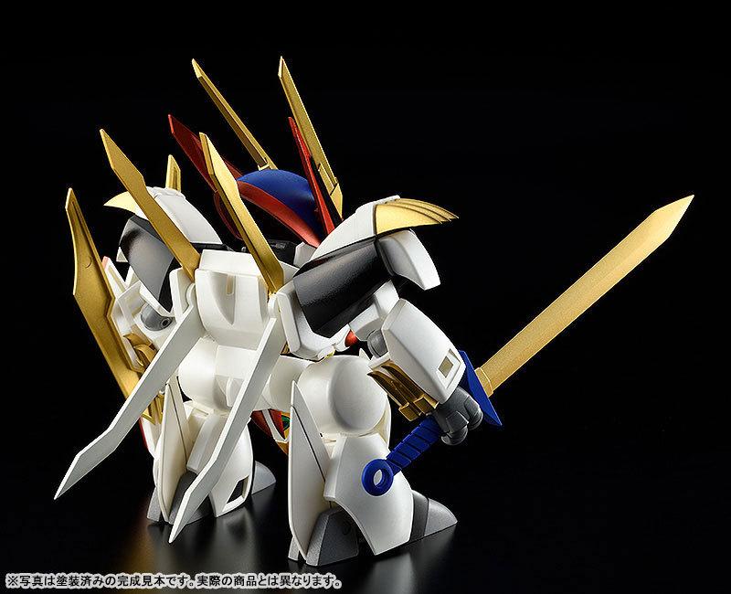 PLAMAX MS-07 真魔神英雄伝ワタル 鋼衣龍王丸 プラモデルTOY-RBT-5469_06