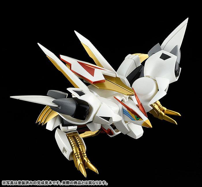 PLAMAX MS-07 真魔神英雄伝ワタル 鋼衣龍王丸 プラモデルTOY-RBT-5469_07