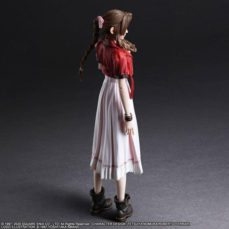 ファイナルファンタジー VII リメイク PLAY ARTS改 エアリス・ゲインズブールFIGURE-058006_02