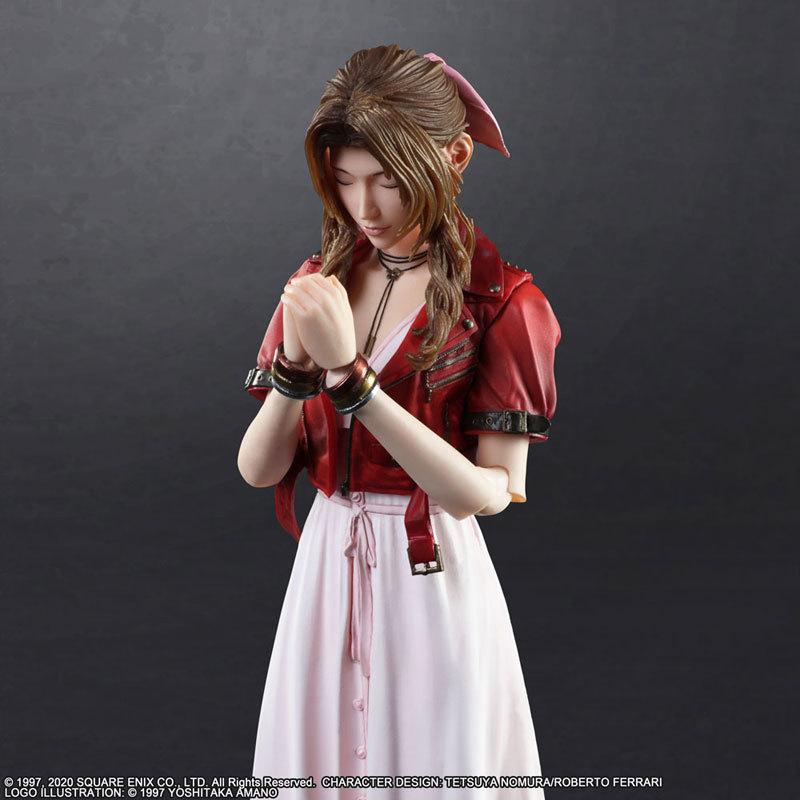 ファイナルファンタジー VII リメイク PLAY ARTS改 エアリス・ゲインズブールFIGURE-058006_05