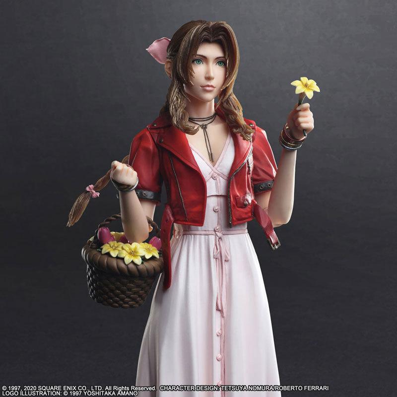 ファイナルファンタジー VII リメイク PLAY ARTS改 エアリス・ゲインズブールFIGURE-058006_06