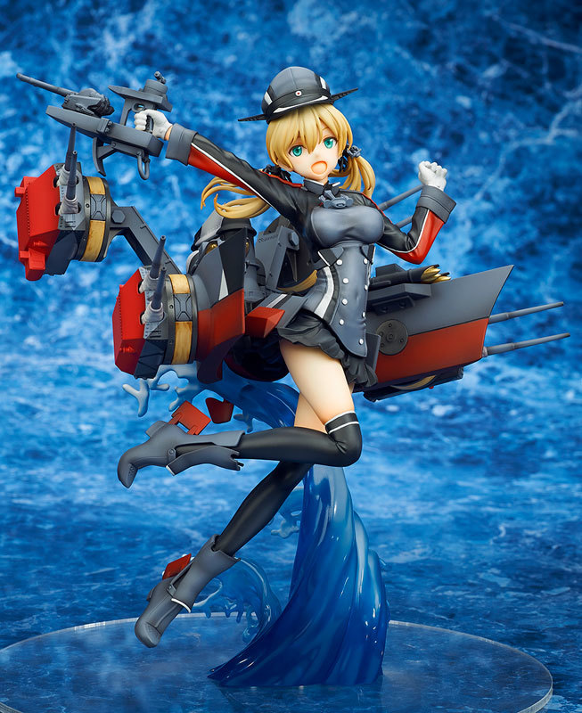 艦隊これくしょん -艦これ- Prinz Eugen(プリンツ・オイゲン) 完成品フィギュアFIGURE-055062_01