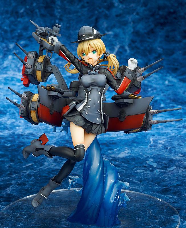 艦隊これくしょん -艦これ- Prinz Eugen(プリンツ・オイゲン) 完成品フィギュアFIGURE-055062_03