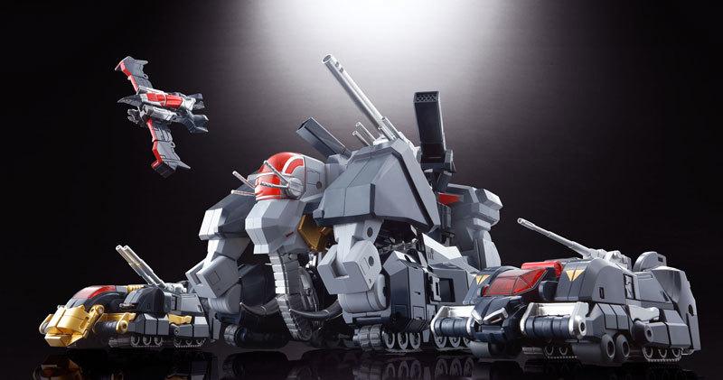 超合金魂 GX-13R 超獣機神ダンクーガ(リニューアルバージョン)FIGURE-060559_06