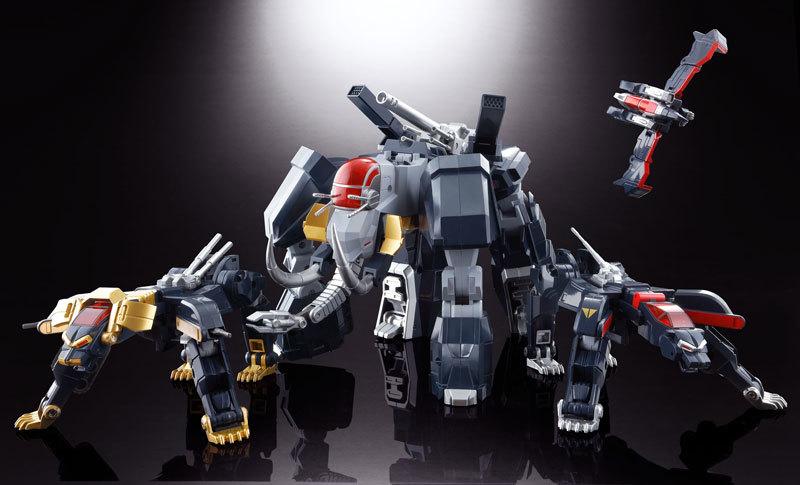 超合金魂 GX-13R 超獣機神ダンクーガ(リニューアルバージョン)FIGURE-060559_07