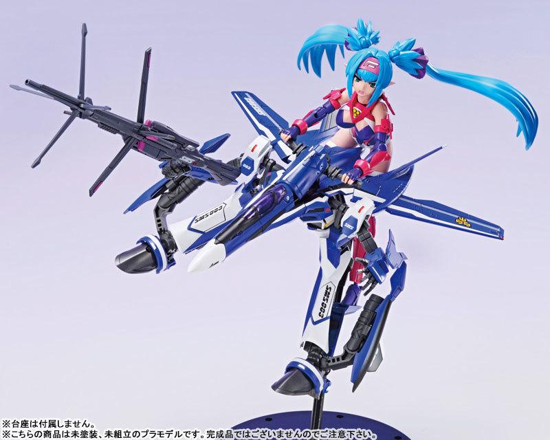 マクロスF VF-25G ス-パーメサイア クラン・クラン プラモデルFIGURE-610792_11