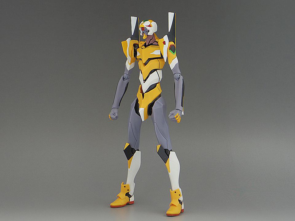ROBOT魂 エヴァ零号機3