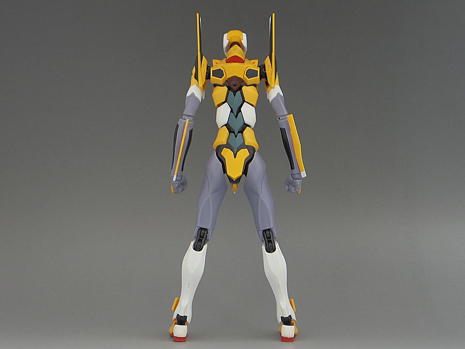 ROBOT魂 エヴァ零号機6