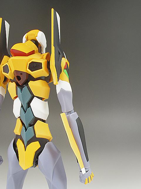 ROBOT魂 エヴァ零号機17