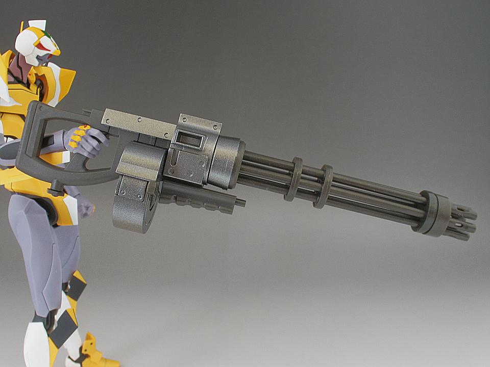 ROBOT魂 エヴァ零号機40