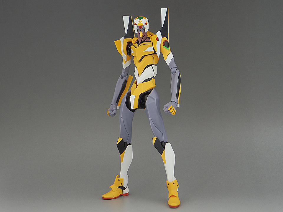 ROBOT魂 エヴァ零号機54