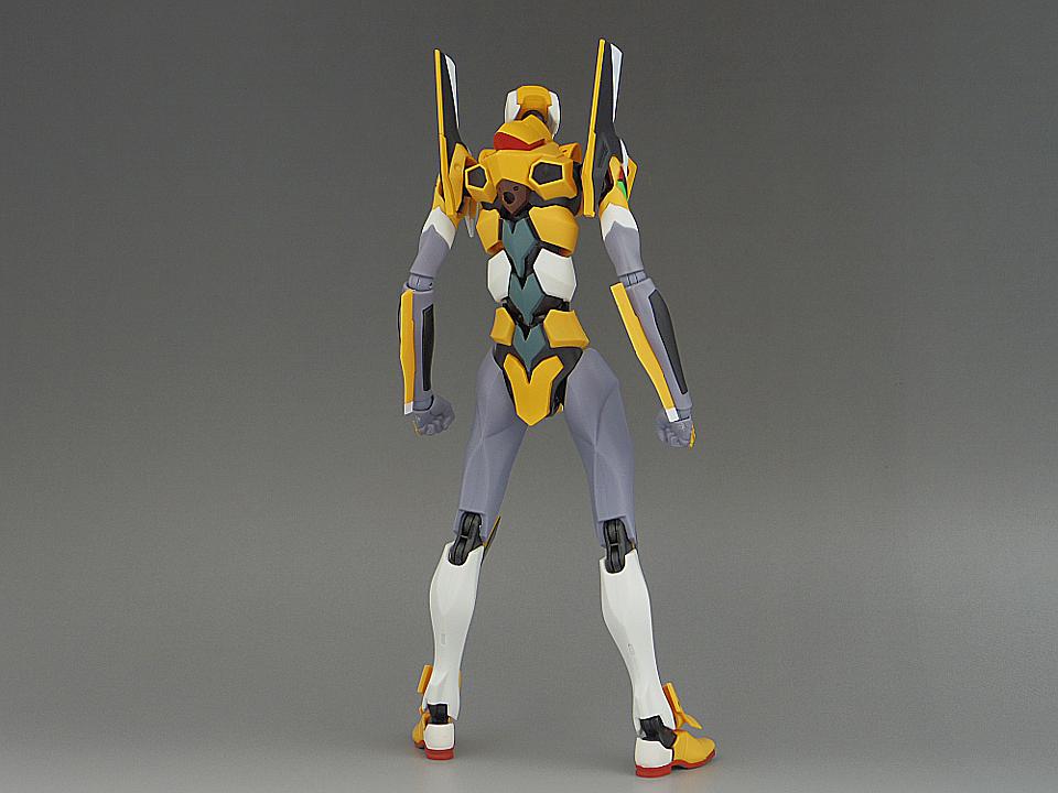 ROBOT魂 エヴァ零号機55