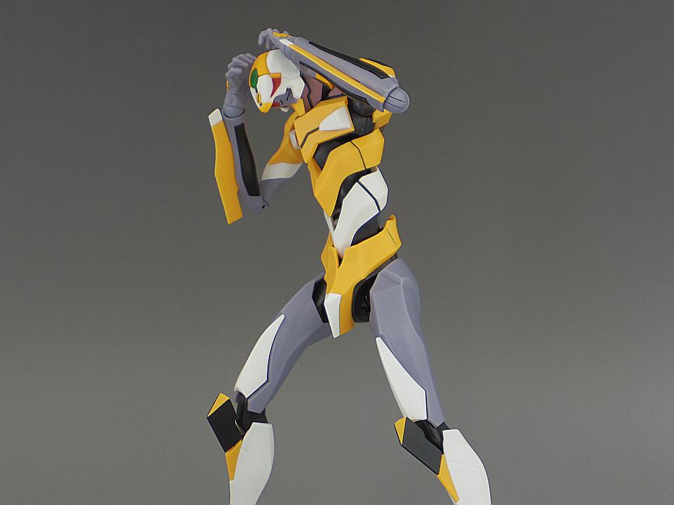 ROBOT魂 エヴァ零号機56