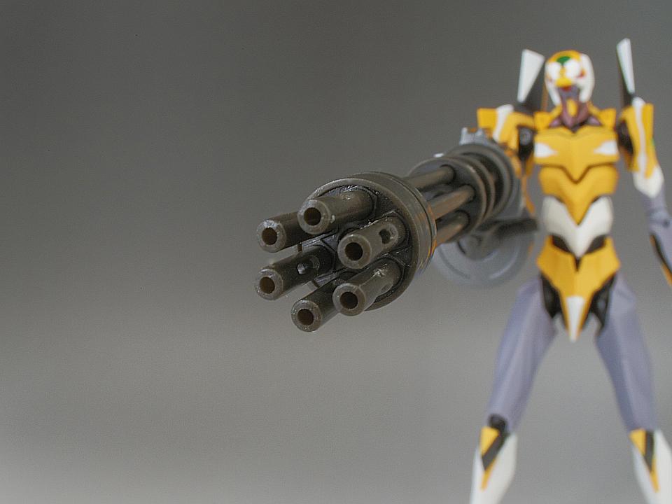 ROBOT魂 エヴァ零号機41