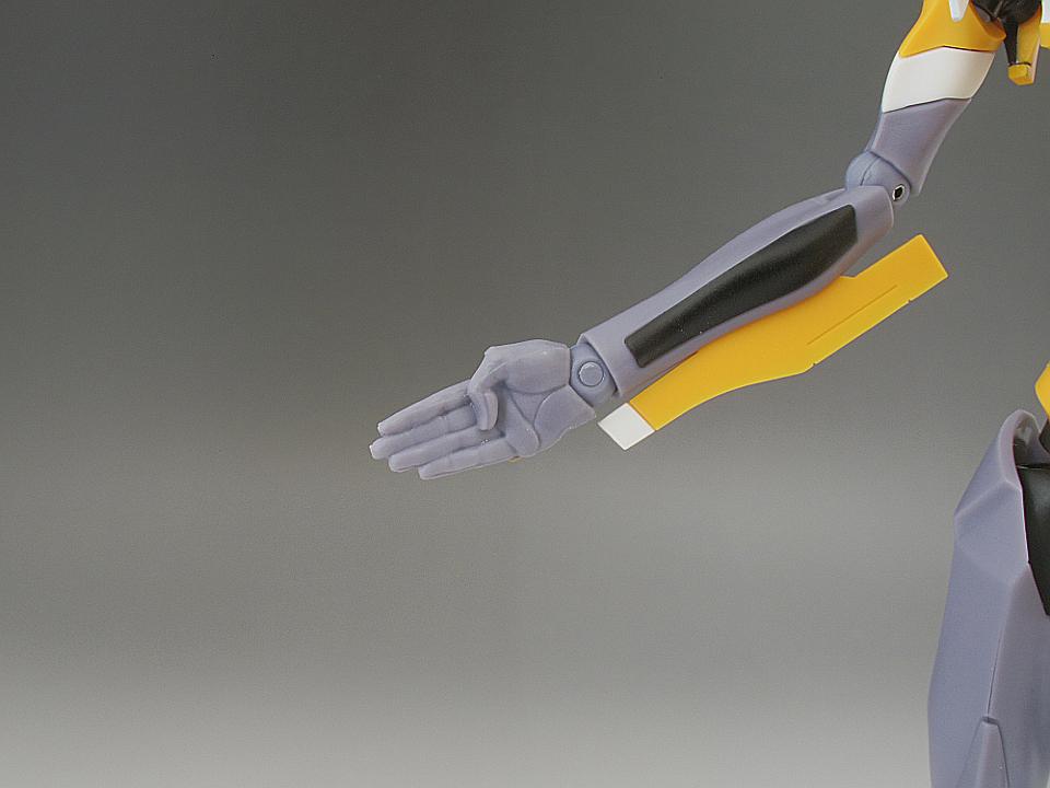ROBOT魂 エヴァ零号機45