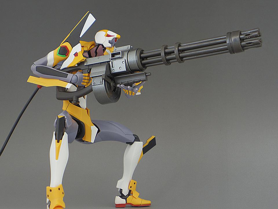 ROBOT魂 エヴァ零号機71