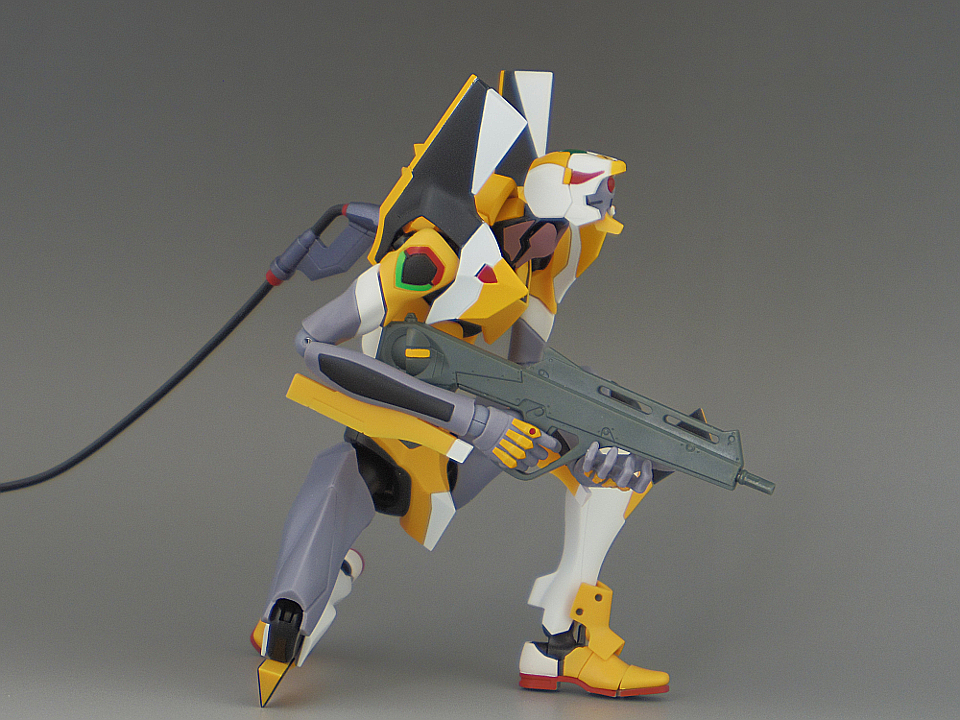 ROBOT魂 エヴァ零号機64
