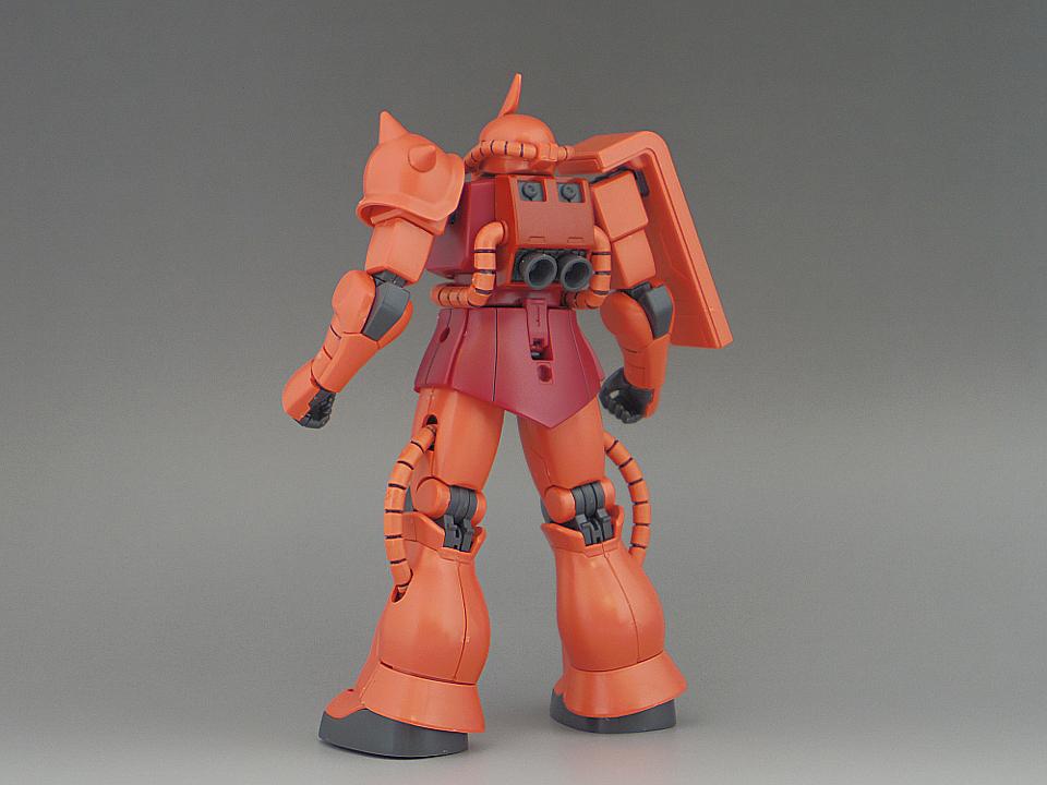 HG シャア ザクⅡ-6