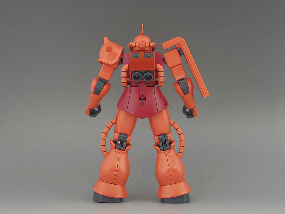 HG シャア ザクⅡ-7