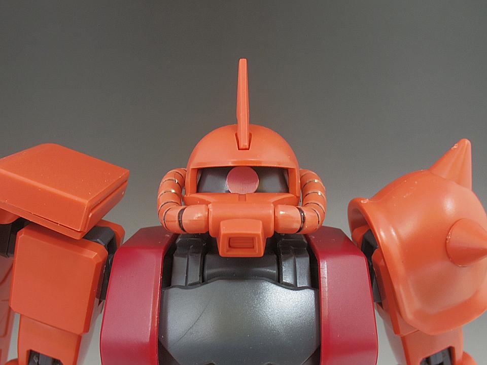 HG シャア ザクⅡ-9