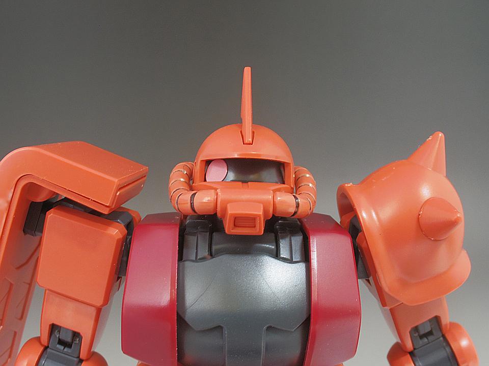 HG シャア ザクⅡ-11
