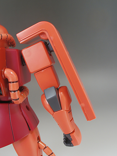 HG シャア ザクⅡ-26