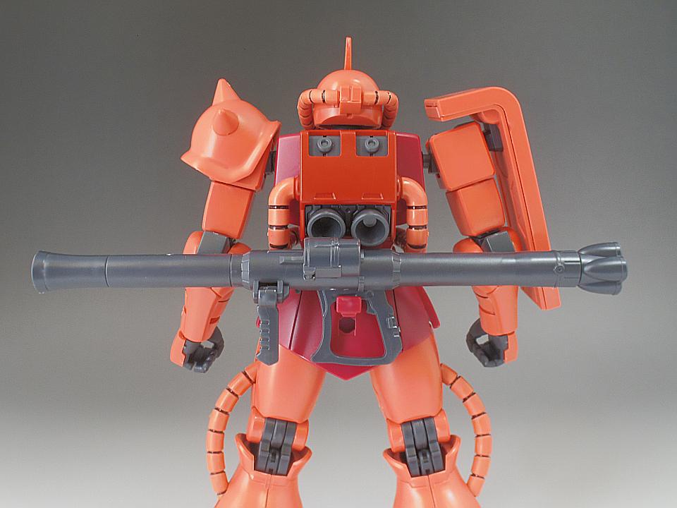 HG シャア ザクⅡ-56