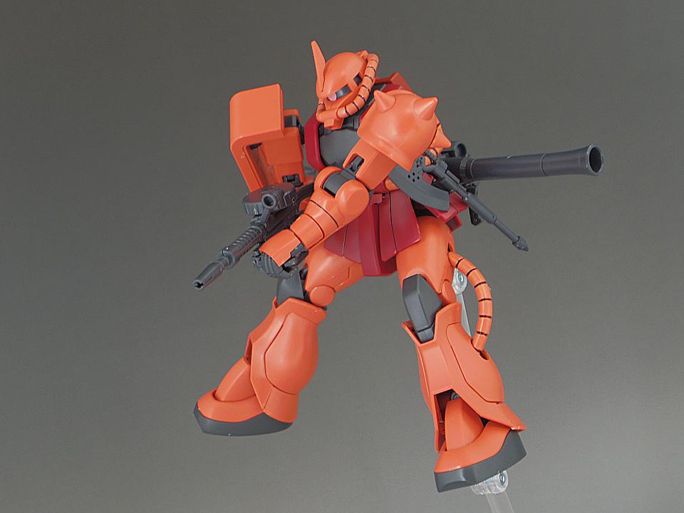 HG シャア ザクⅡ-75