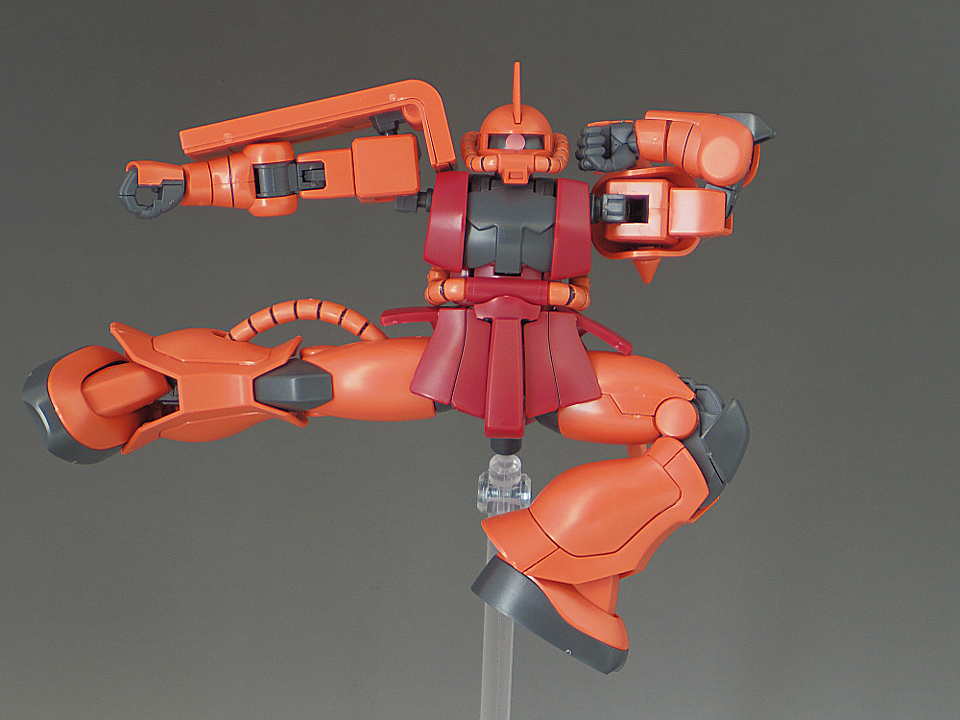 HG シャア ザクⅡ-61