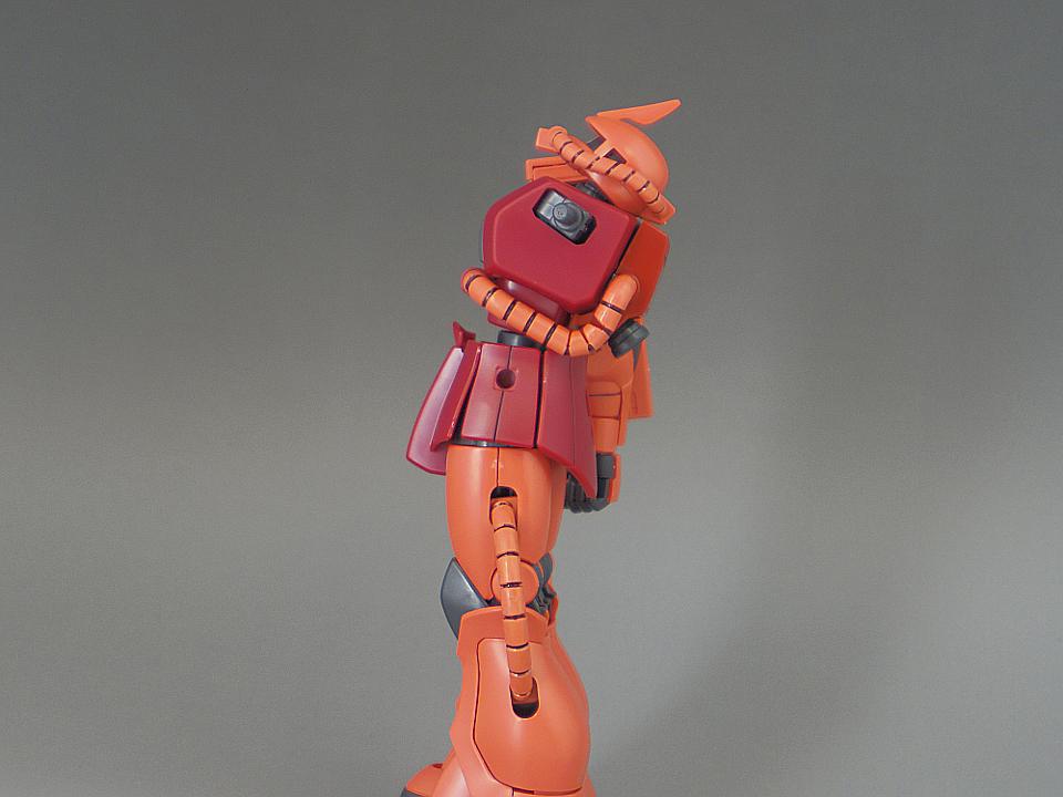 HG シャア ザクⅡ-65