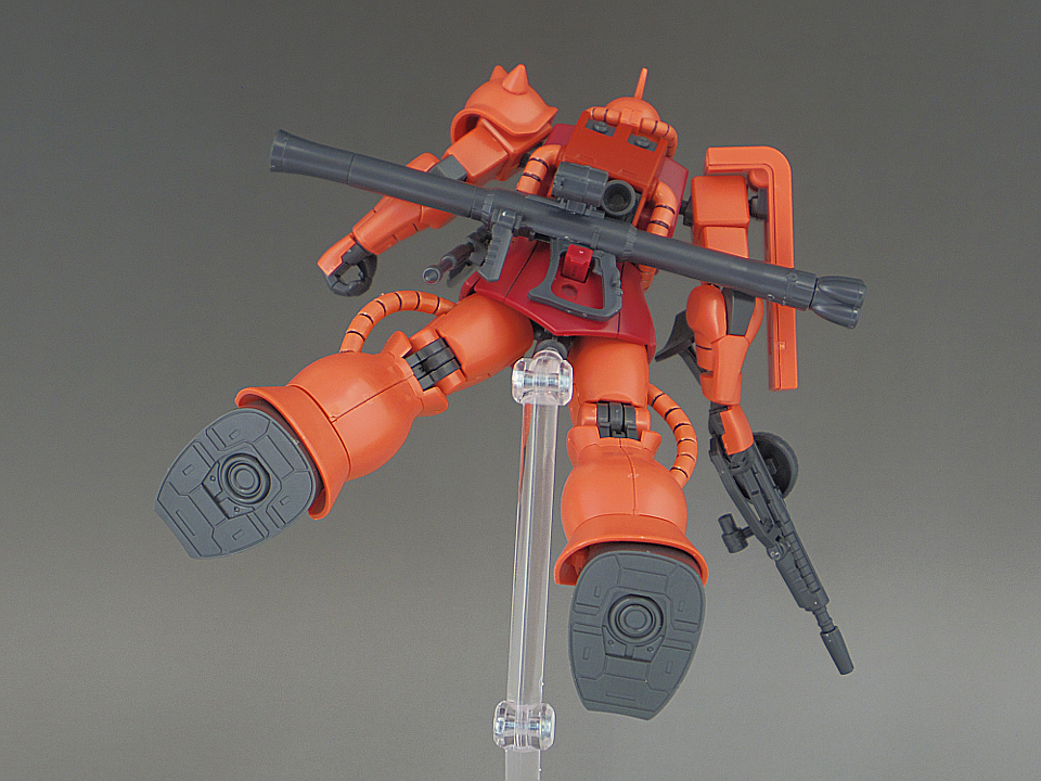 HG シャア ザクⅡ-69