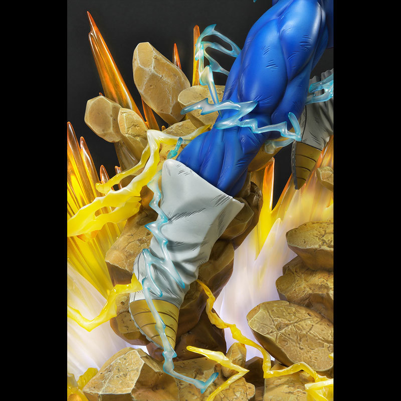 PRIME1STUDIO×MegaHouse メガプレミアムマスターライン ドラゴンボールZ ベジータ(超サイヤ人)FIGURE-610894_09