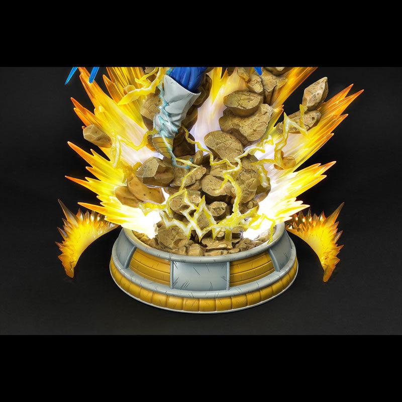 PRIME1STUDIO×MegaHouse メガプレミアムマスターライン ドラゴンボールZ ベジータ(超サイヤ人)FIGURE-610894_10