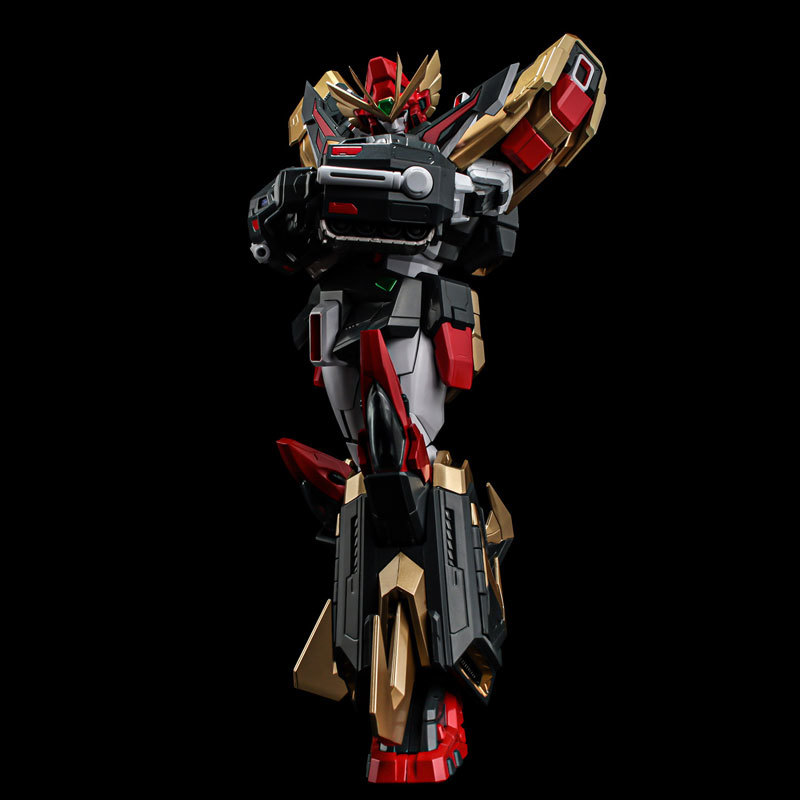 "METAMOR-FORCE ""BARI""ATION 超重神グラヴィオンZwei ゴッドΣグラヴィオンFIGURE-610818_11"