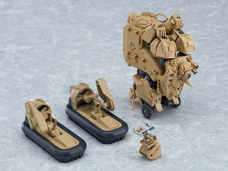 MODEROID OBSOLETE 135 アメリカ海兵隊エグゾフレーム 強行偵察装備 プラモデルTOY-RBT-5531_04