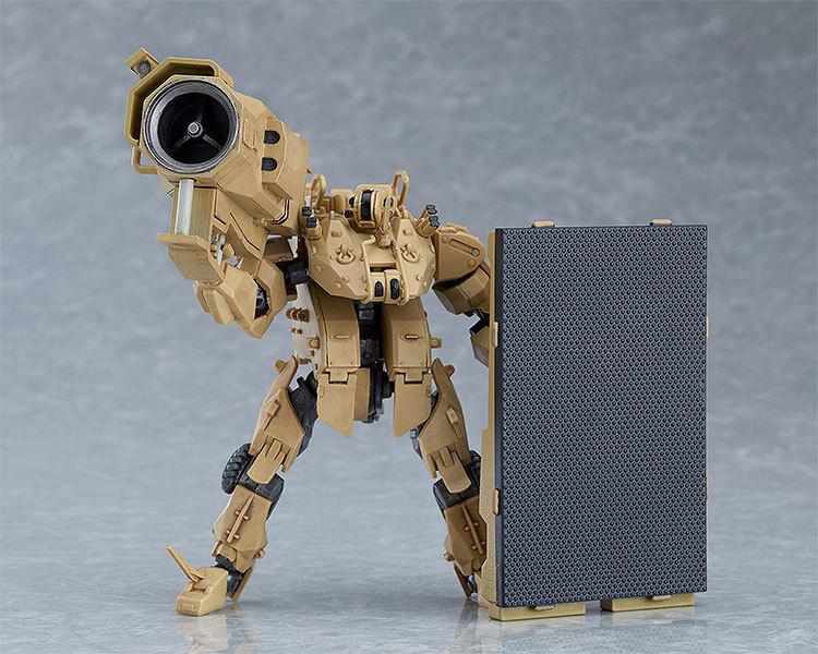 MODEROID OBSOLETE 135 アメリカ海兵隊エグゾフレーム 対砲兵戦術レーザーシステム プラモデルTOY-RBT-5533_01