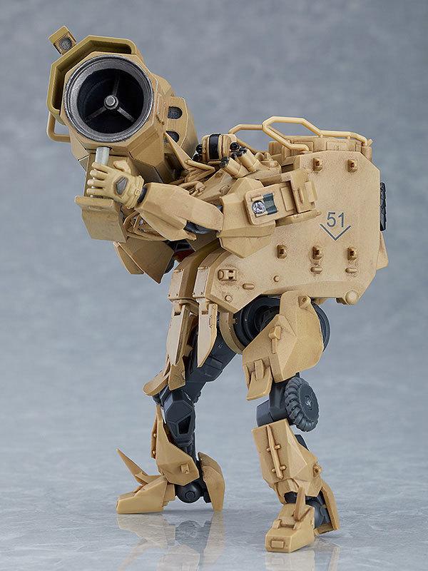 MODEROID OBSOLETE 135 アメリカ海兵隊エグゾフレーム 対砲兵戦術レーザーシステム プラモデルTOY-RBT-5533_02