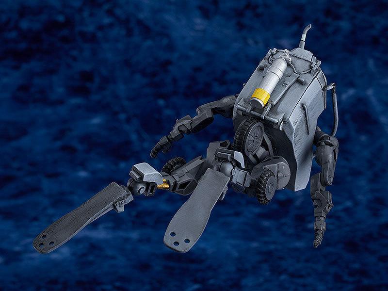 MODEROID OBSOLETE 135 潜水用エグゾフレーム プラモデルTOY-RBT-5534_03