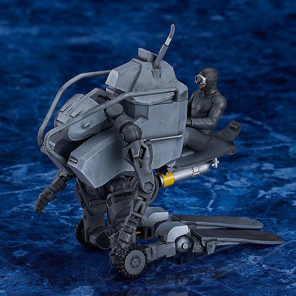 MODEROID OBSOLETE 135 潜水用エグゾフレーム プラモデルTOY-RBT-5534_04