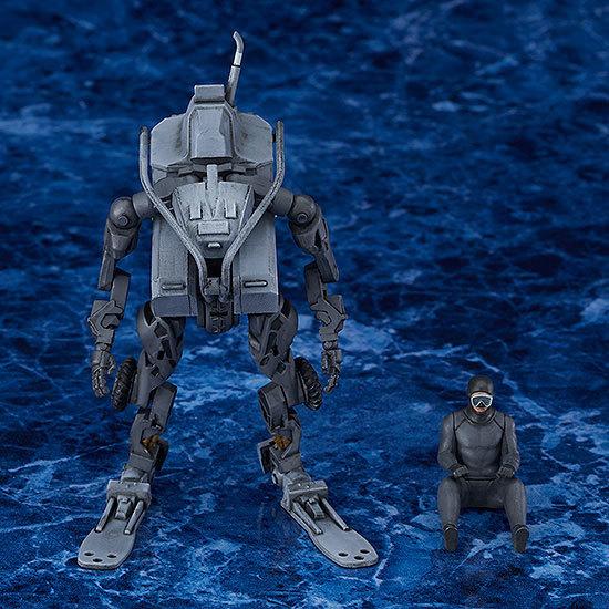 MODEROID OBSOLETE 135 潜水用エグゾフレーム プラモデルTOY-RBT-5534_05