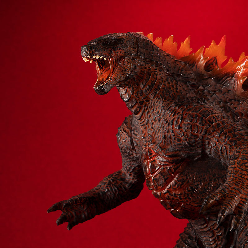 UA Monsters バーニング・ゴジラ 2019(GODZILLAII) 完成品フィギュアFIGURE-610697_09