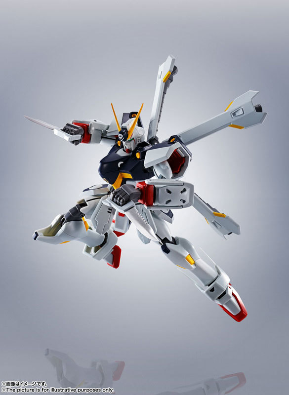 ROBOT魂 〈SIDE MS〉 クロスボーン・ガンダム X1X1改 EVOLUSION SPECFIGURE-611015_02